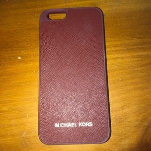 iPhone 6/6s Michael Kors phone case